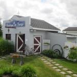 Musee poste - Boutique forge Jocelyne Bilodeau (2)