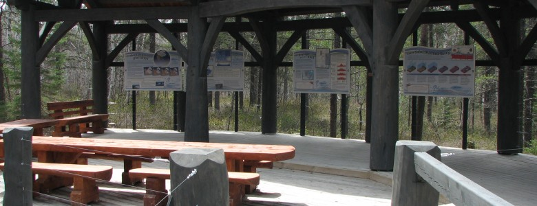 pavillon interprtation esker - 2